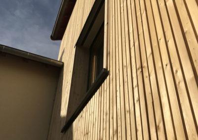 Isolation, bardage et crépis – Crest (26)