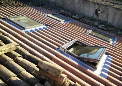 Fenêtre de toit motorisées – Crest (26)